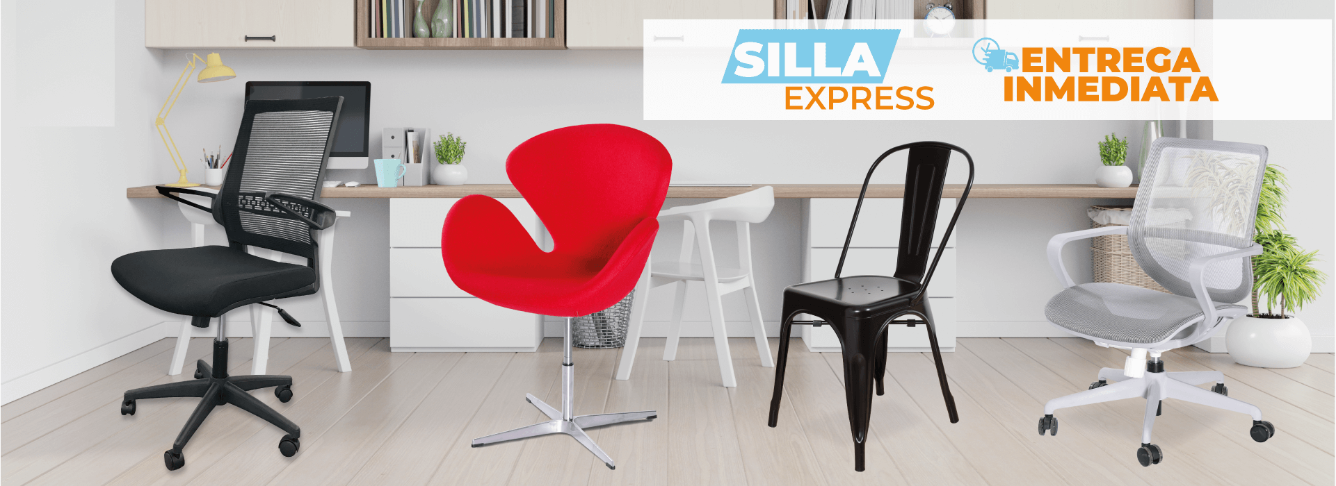Silla Express - New Office Design