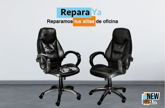 New Office Design - ReparaYa sillas