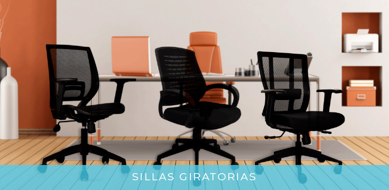 Sillas Giratorias - New Office Design