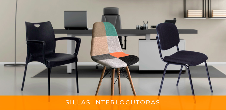 Sillas Interlocutoras - New Office Design